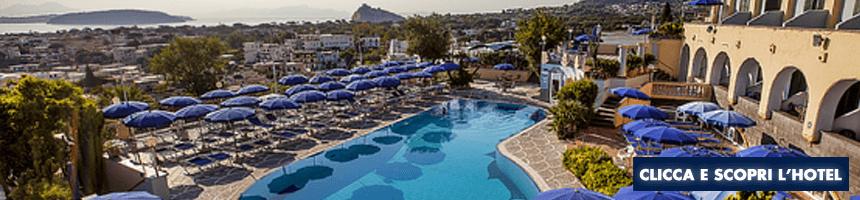 Hotel Ischia 4 Stelle in Centro